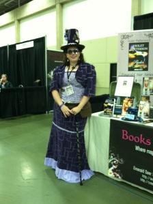 Steampunk Willy Wonka
