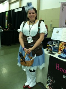 Steampunk Dorothy from Oz