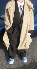 Finished 10th Doctor Costume